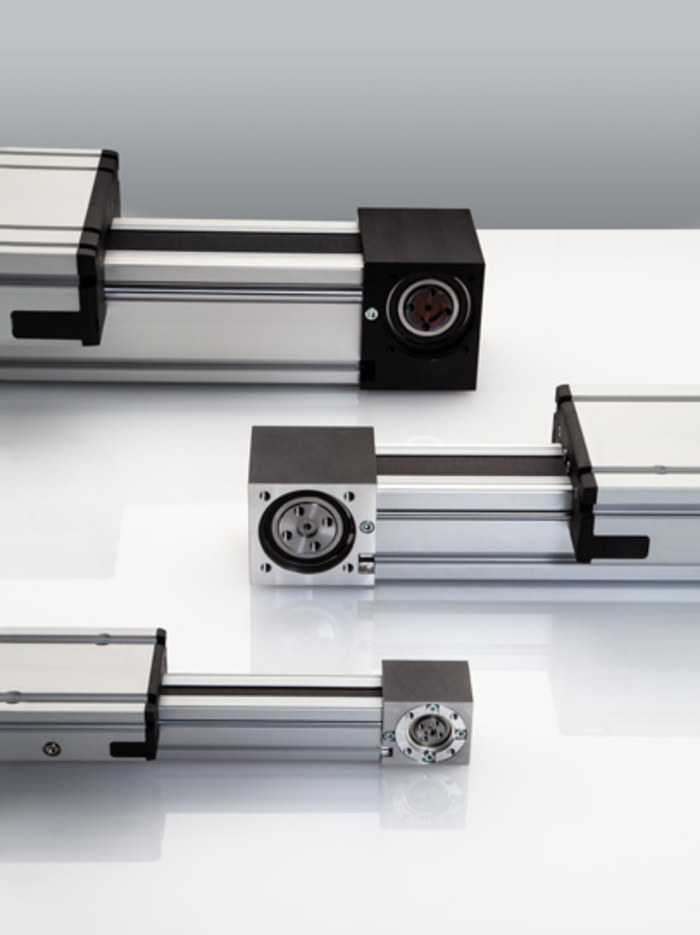 RK MonoLine linear units with timing belt